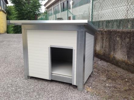 Zampe al caldo for Cucce per gatti da esterno coibentate