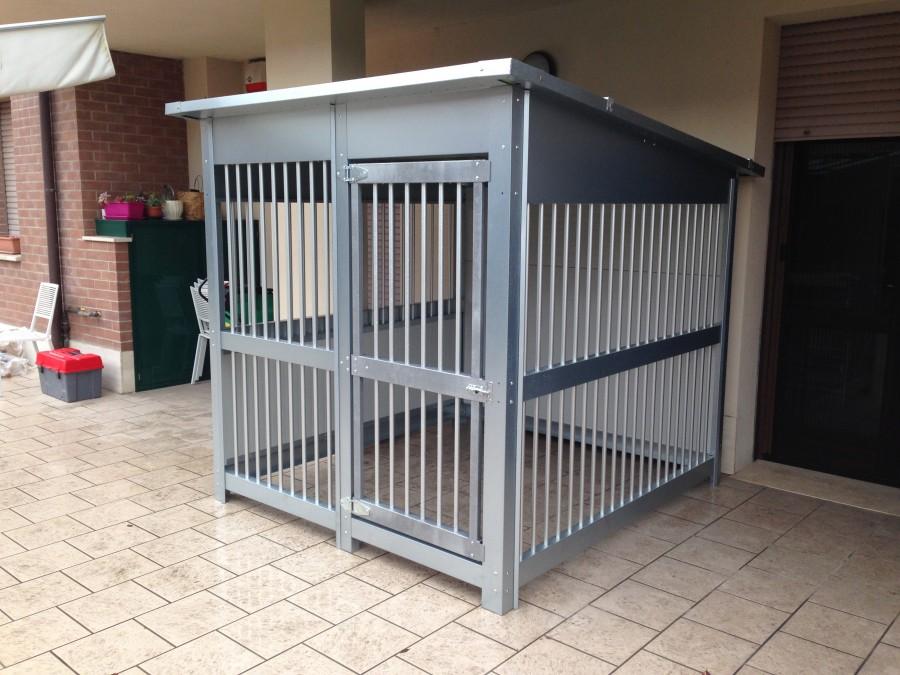 Foto gallery box per cani for Box cani prefabbricati prezzi
